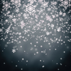 gray christmas background