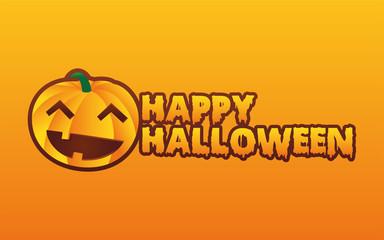 halloween illustration design vector