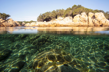 La Sardegna, isola, mare,acqua,e paradiso