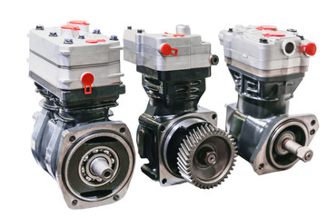 modern motors of small size will provide more power, efficiency and durability and are used in various fields of engineering