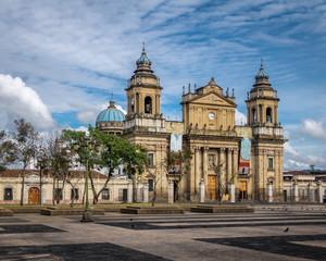 Guatemala City Cathedral - Guatemala City, Guatemala