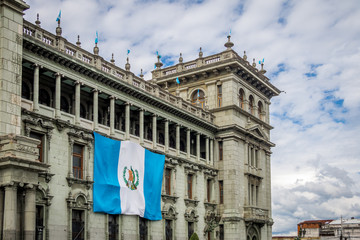 Guatemala National Palace - Guatemala City, Guatemala