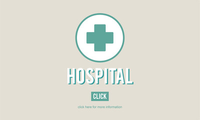 Hospital Clinic Health Institution Medicine Care Concept