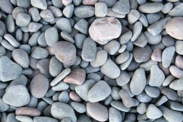 sea pebble background. stones the black sea coast
