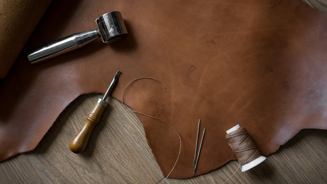 Leather Crafting Tools, Leather DIY