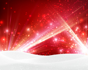 Festive abstract background.