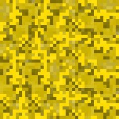 modern pixel camouflage desert pattern.