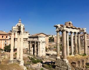 Printed roller blinds Rome Trajan's Forum, Rome, Italy