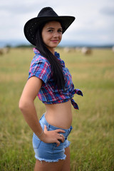 femme agriculture