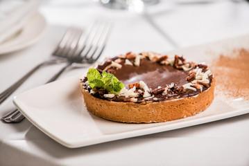 chocotale tart
