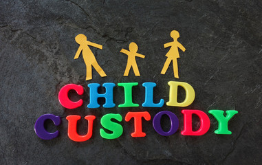 Child Custody letters