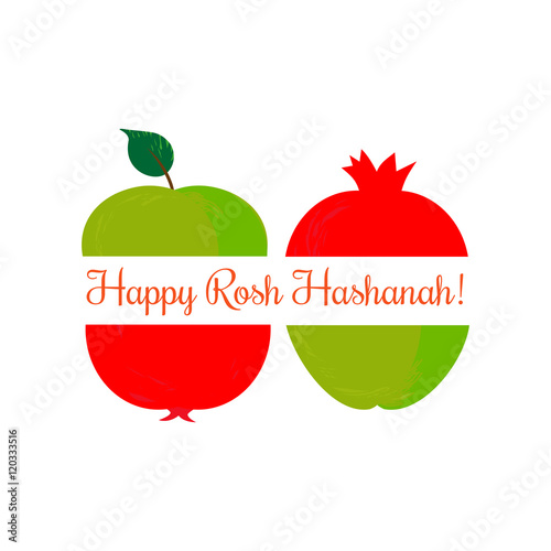 Rosh hashanah jewish new year concept traditional holiday symbols rosh hashanah jewish new year concept traditional holiday symbols cute bright apple pomegranate m4hsunfo