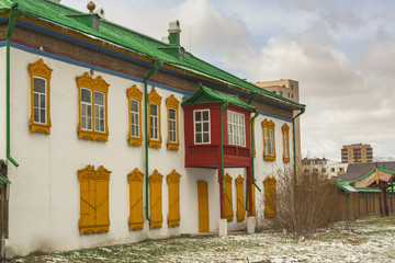 Bogdkhaan Palace, Winter Palace of the Bogd Khan