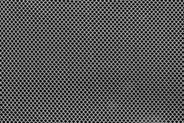 Grid mesh fabric background