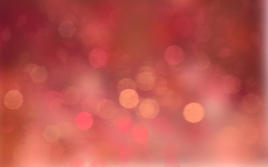 Abstract colorful background blur.