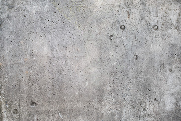 Grey cement texture. Old grungy concrete wall background.
