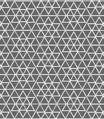 Vector pattern. Modern stylish texture. Repeating geometric tiles from triangles.