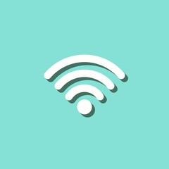 Wi-Fi - vector icon.