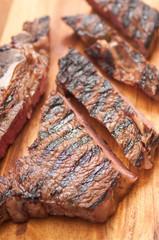 rib steak cut entrecote