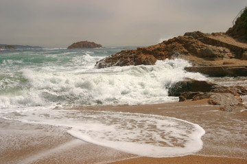 Felsenküste am Mittelmeer - Spanien - Mallorca
