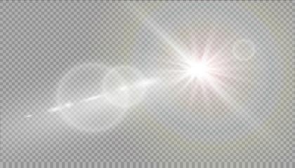Lens Flare For Paint Net