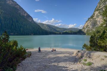 Panorama - Lago di Braies