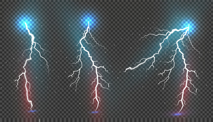 Vector Sparks.vector electrical and star.on a transparent background