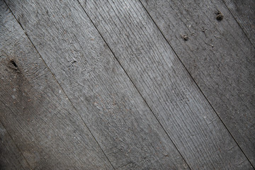close up of old wooden boards