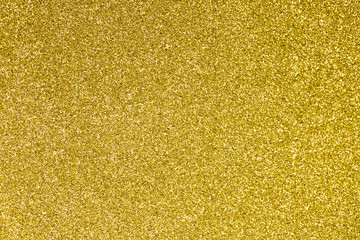 Gold shiny glitter background