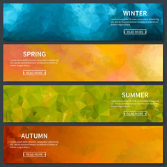 Four Seasons Template