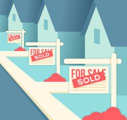 Real Estate Sold Properties