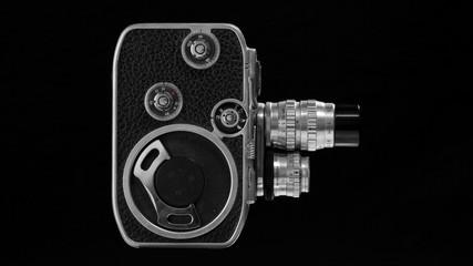 Vintage 8mm Camera Side