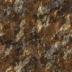 Stone texture. Seamless pattern. 3D rendering illustration.