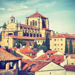 Wall Mural - Convent of San Esteban in Salamanca