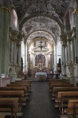 Interiors of the church, Sanctuary of Atotonilco, San Miguel de