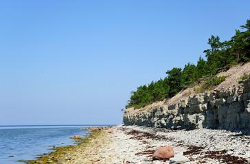 Steilküste Panga Pank