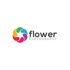 Photography logo design vector