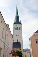 Olaikirche Tallinn, Estland