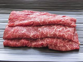 国産和牛のすきやき用牛肉
