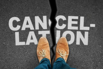 th n gespalten cancellation I