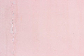 Pink concrete wall for background