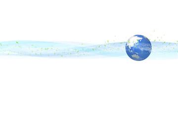 地球と水と環境 エンヴァイアロメント