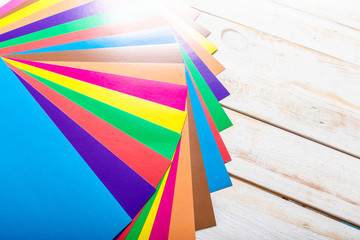 Colourful Paper