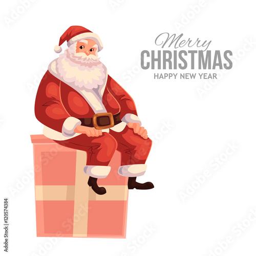 Full length christmas gift from czech vr