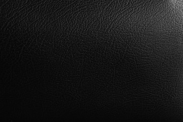 Luxury Black leather texture