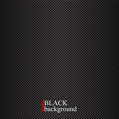 Vector carbon fiber and dark grey background