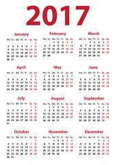 Search Photos Pocket Calendar