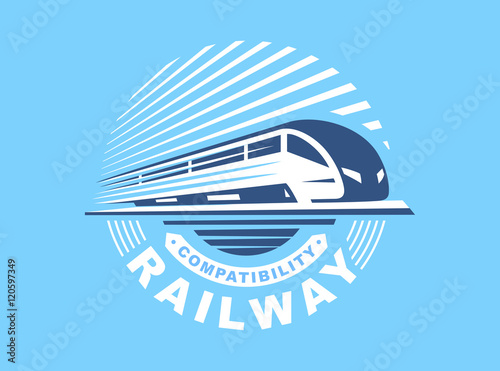 Free Train Logo Designs  DesignEvo Logo Maker