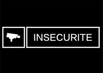 insécurité