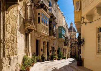 Obraz Vittoriosa - Malta - fototapety do salonu